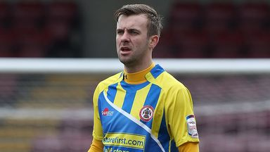 Laurence Wilson: Back at Morecambe