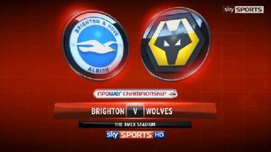 Brighton 2-0 Wolves