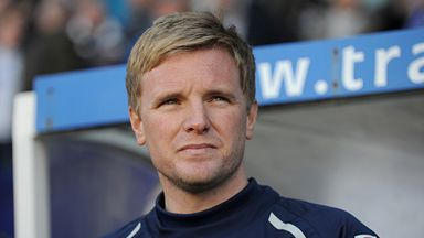 Eddie Howe: Sad to see Steve Fletcher go