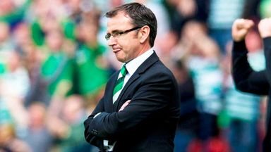 Pat Fenlon: Hopeful of bringing in new signings to Hibernian