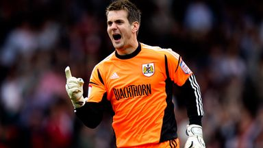 Tom Heaton: Has moved to Turf Moor