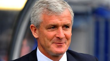 Mark Hughes: Out of work since November