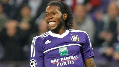 Dieumerci Mbokani: Wants to play every game at Dynamo Kiev