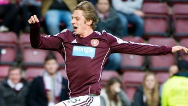 Arvydas Novikovas: Leaving Hearts after five years at Tynecastle