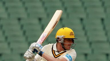 Marcus North: Struck 16 fours and three sixes in his unbeaten century