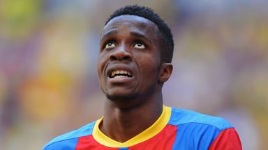 Wilfried Zaha: Leaving Crystal Palace for Manchester United after helping earn promotion