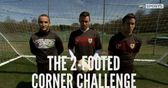 Two-Footed Corner Challenge - Burnley