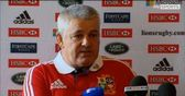 Gatland optimistic on O'Brien injury