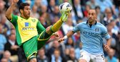 Man City v Norwich