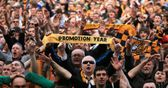 The moment Hull were promoted