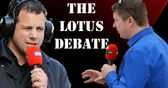 A blow for Lotus?