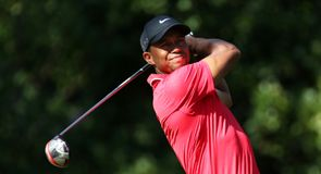 Tiger sets sights on Merion