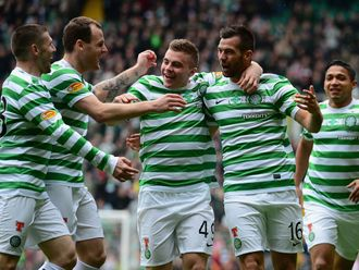 Joe Ledley can find the net again for Celtic