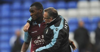 Paul Lambert: Faces battle to keep Christian Benteke