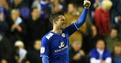 David Nugent: His late header won the game