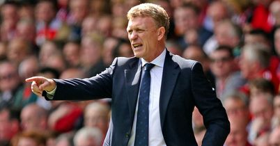 David Moyes: Has done a fantastic job at Everton