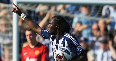 Romelu Lukaku: Albion loan star