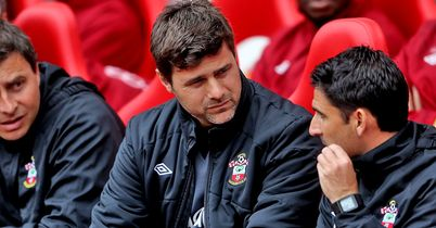 Mauricio Pochettino: Has had his first pre-season with Saints