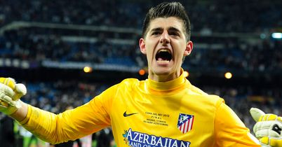 Courtois set for Chelsea talks