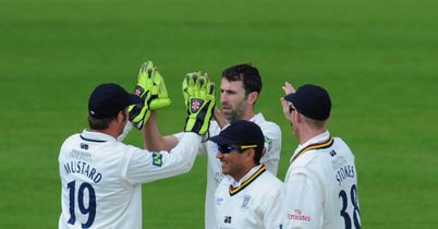 Onions bags five-wicket haul