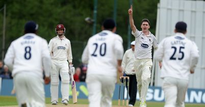County Championship - latest