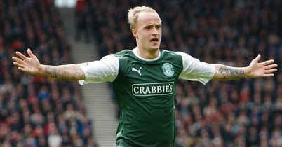 Griffiths keen on Hibs stay