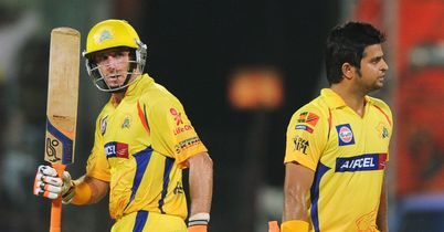 Chennai back in final again
