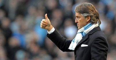 Mancini thanks City supporters