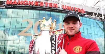 Wayne Rooney: Ready to discuss his future at Manchester United