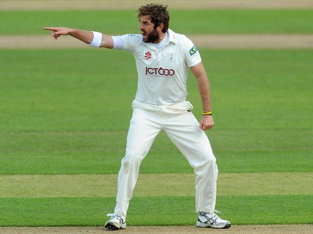Liam Plunkett: Impressed for Yorkshire