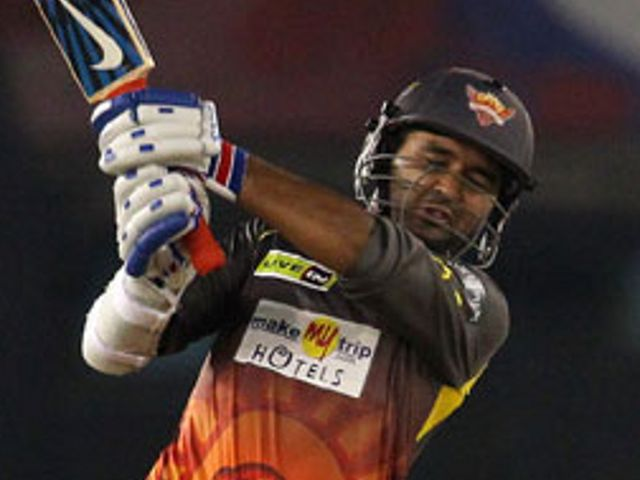 Parthiv Patel: Top-scored with 61 for the Sunrisers