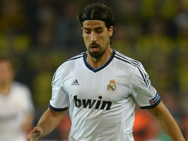 Sami Khedira: Said to be wanted by Chelsea