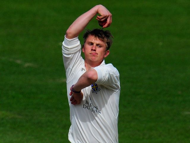 Scott Borthwick: Six wickets and 42 runs