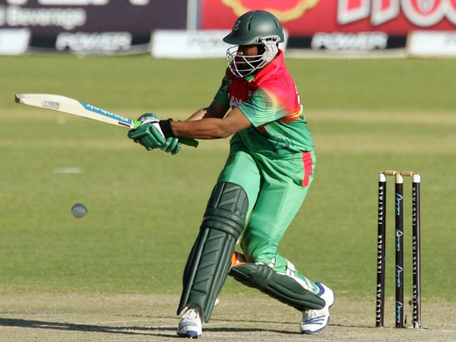 Shakib Al Hasan: Helped Bangladesh draw the series