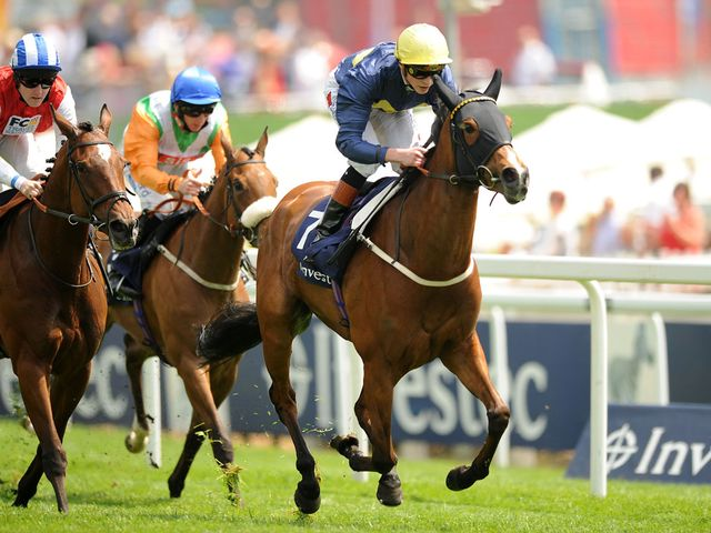 Thistle Bird: Convincing winner of Princess Elizabeth Stakes