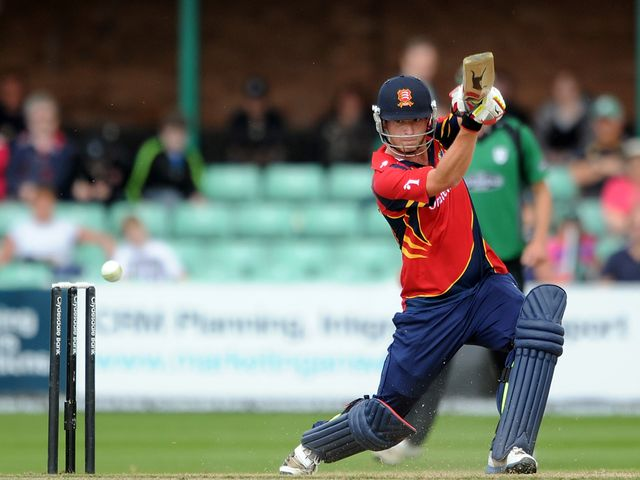 Tom Westley: Top scored for Essex