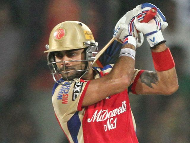 Virat Kohli: Set up RCB win with a whirlwind 56 not out