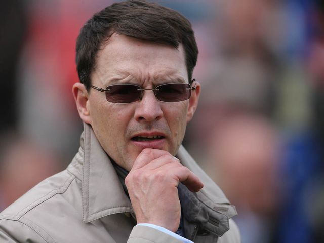 Aidan O'Brien: Runs Great White Eagle