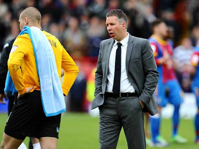 Darren Ferguson: Left stunned following relegation