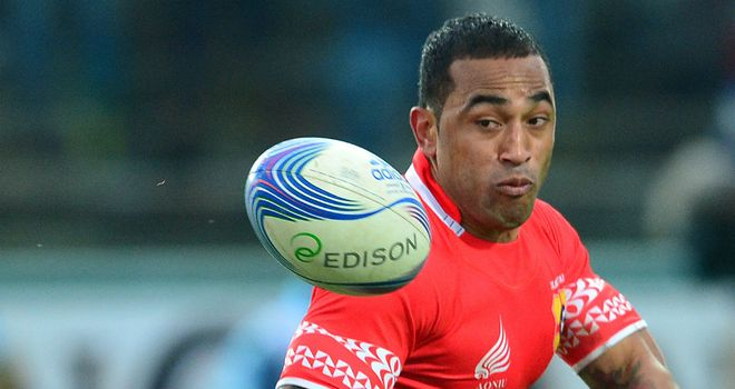 Fetu'u Vainikolo: Will join Exeter next season