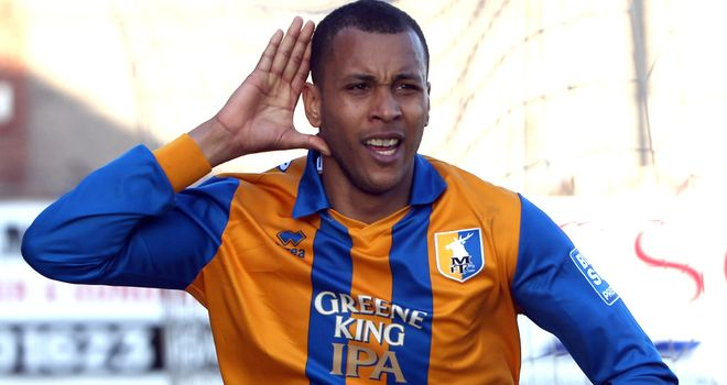 Matt Green: Mansfield striker could join Birmingham