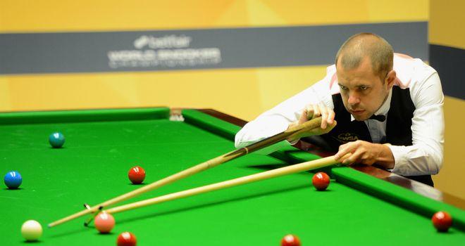 Barry Hawkins: Kent left-hander advanced to maiden World Championship semi-final