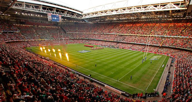 The Millennium Stadium has hosted the Heineken Cup final on four previous occasions