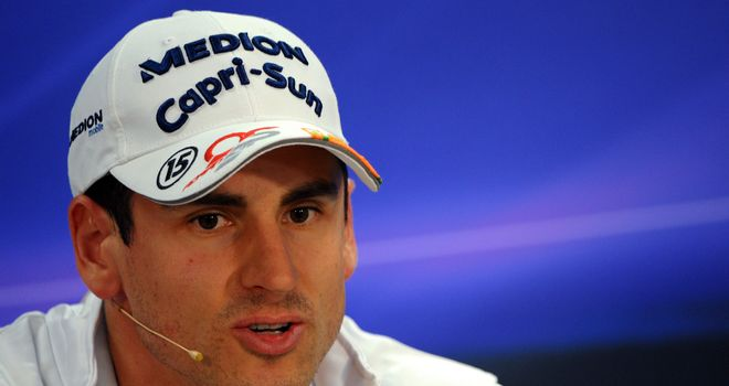 Adrian Sutil: Seeking clarity over blue flags