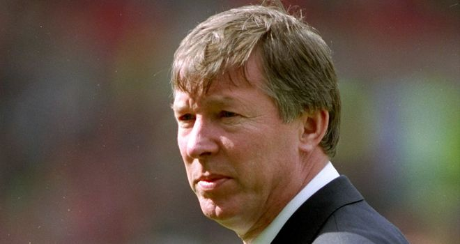 Sir Alex remained at the top of his game for a remarkable 26 years at Old Trafford