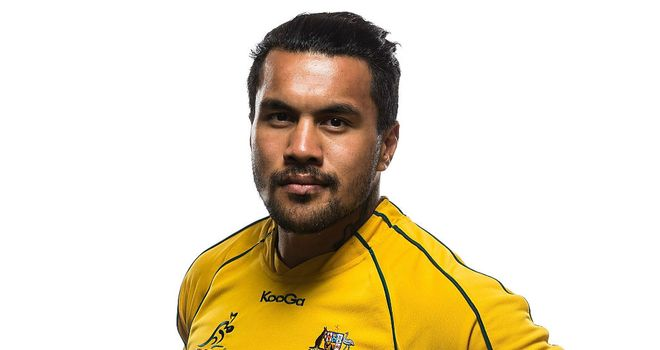 Digby Ioane: Injury concern for Australia