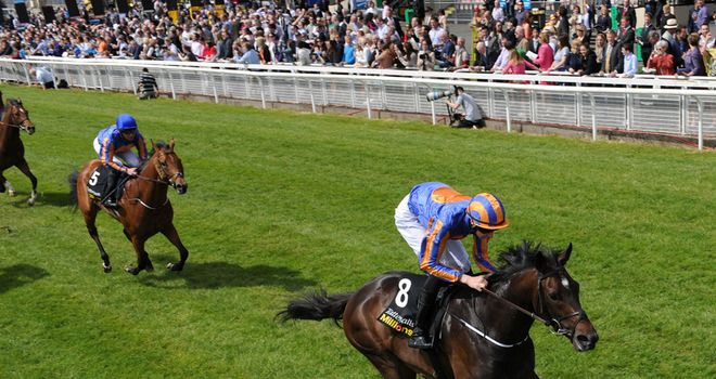 Magician: Back on course for Ascot?