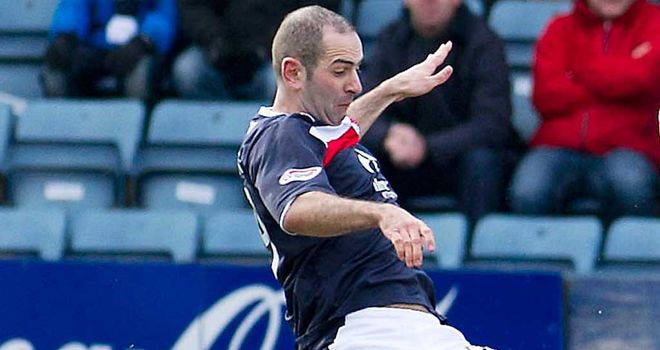 Gary Harkins: Was not able to prevent Dundee being demoted