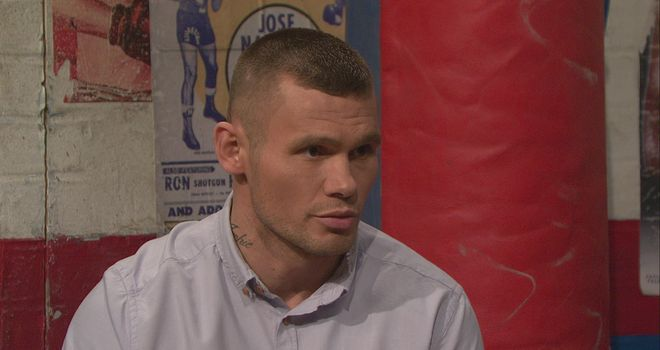 Martin Murray: Twice narrowly failed to win a version of the middleweight title