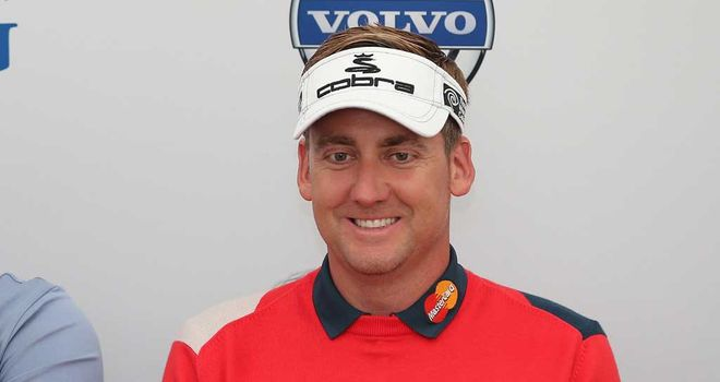 Ian Poulter: Awestruck by Thracian Cliffs